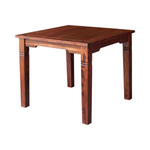 Jedálenský stôl 90x90 HAVANA lak
