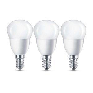 Brico SADA 3x LED Žiarovka P40 E14/5,7W/230V 2700K