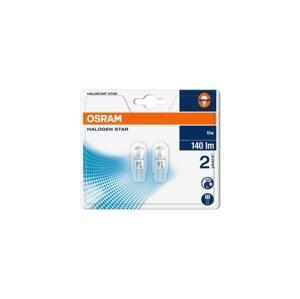 Osram SADA 2x Priemyselná halogénová žiarovka HALOSTAR G4/10W/12V 2800K