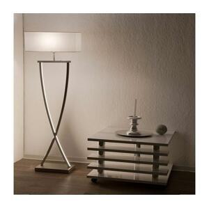 Nino LED Stmievateľná stojacia lampa HOME LED/28W + 1xE27/60W/230V