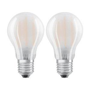 Výrobce po 1 ks SADA 2x LED Žiarovka E27/7W/230V 2700K