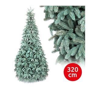 ANMA Vianočný stromček SILVER 320 cm smrek