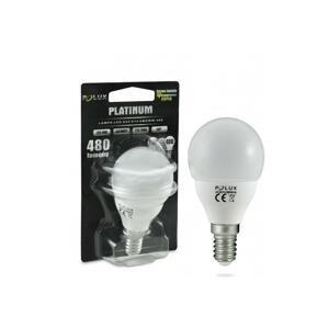Polux LED Žiarovka E14/4,9W/230V