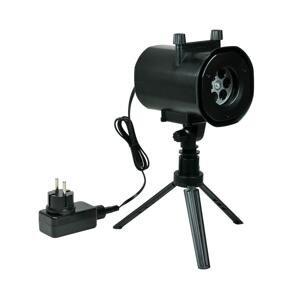 Polux LED Vonkajší laserový projektor LED/5W/230V IP44