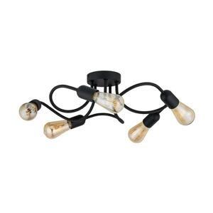 TK Lighting Prisadený luster WAVE 5xE27/60W/230V