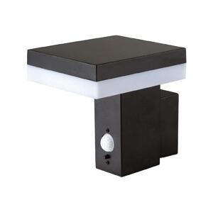 Kobi LED Solárne nástenné svietidlo so senzorom SOLARIS2 LED/5,5W/3,7V 4000K IP44