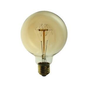 BOWI Priemyselná dekoračná stmievateľná žiarovka SELEBY G95 E27/60W/230V 2200K