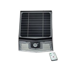 Milagro LED Solárne nástenné svietidlo so senzorom TRANSFORMER LED/7W/3,7V IP65 + DO