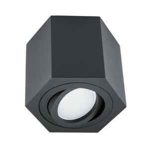 BOWI Bodové svietidlo ARENO 1xGU10/30W/230V čierna
