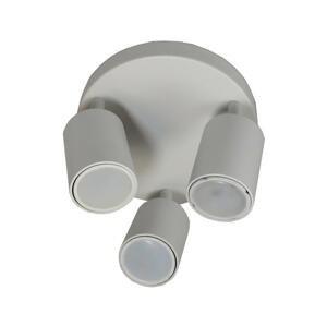 BOWI Bodové svietidlo FARGO 3xGU10/30W/230V biela