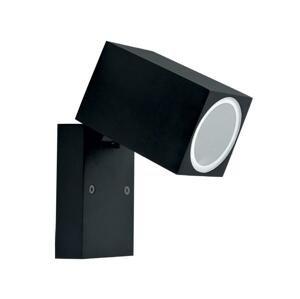 Kobi Vonkajšie nástenné svietidlo 1xGU10/35W/230V IP44 čierna