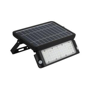 Kobi LED Solárny reflektor so senzorom LED/10W/3,7V 4000K IP65