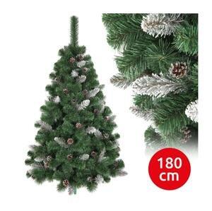 ANMA Vianočný stromček SNOW 180 cm borovica