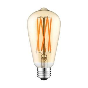Brilum LED Žiarovka LEDSTAR AMBER ST64 E27/10W/230V 2200K