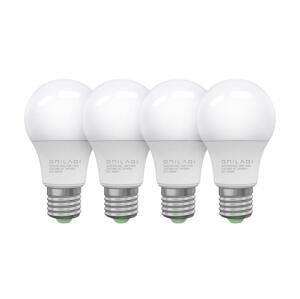BRILAGI SADA 4x LED Žiarovka ECOLINE A60 E27/10W/230V 4000K