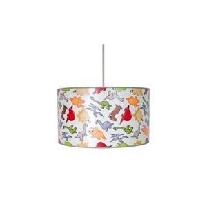 Lampdar Detský luster DINO 1xE27/60W/230V