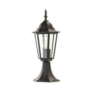 Kobi Záhradná lampa 1xE27/60W/230V IP44 čierna