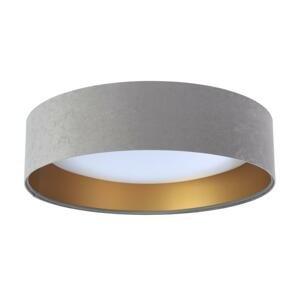 BPS Koncept LED Stropné svietidlo GALAXY 1xLED/24W/230V šedá/zlatá