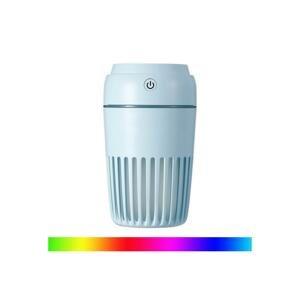 Platinet LED RGB Zvlhčovač vzduchu 300 ml LED/2W/5V modrá