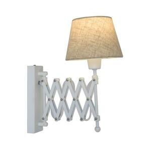 Auhilon Nástenná lampička BRISTOL 1xE27/60W/230V