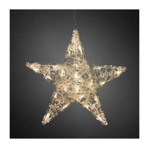 Exihand LED Vianočná dekorácia STAR 24xLED/230V