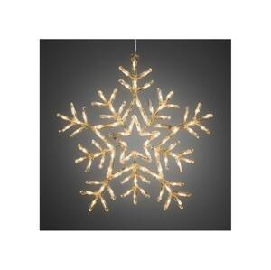 Exihand LED Dekorácia do okna SNOW FLAKE 90xLED/230V