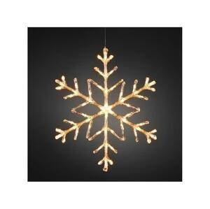 Exihand LED Dekorácia do okna SNOW FLAKE 60xLED/230V
