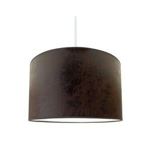 Lampdar Luster na lanku 1xE27/60W/230V