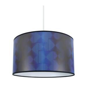 Lampdar Luster na lanku ABSTRACT 1xE27/60W/230V