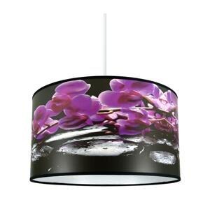 Lampdar Luster na lanku ORCHID 1xE27/60W/230V
