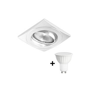 Luxera LED Podhľadové svietidlo ELEGANT 1xGU10/10W/230V