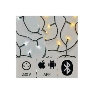 EMOS LED Vonkajšia vianočná reťaz 240xLED/3,6W/230V IP44