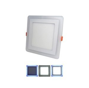 Hadex LED Podhľadové svietidlo LED/12W+LED/3W 3000K