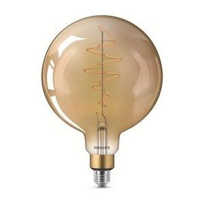 Philips LED Stmievateľná žiarovka VINTAGE Philips G200 E27/6,5W/230V 2000K