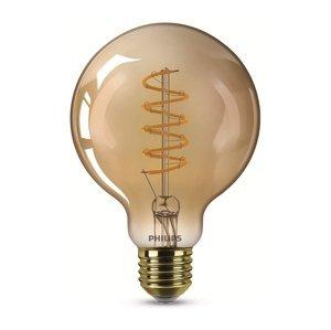 Philips LED Stmievateľná žiarovka VINTAGE Philips G93 E27/5,5W/230V 2000K