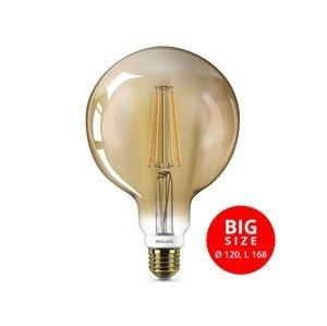 Philips Stmievateľná LED žiarovka Philips E27/8W/230V 2200K