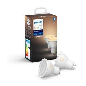 Philips Hue White Ambiance, 2x žiarovka 5,5W GU10 DIM