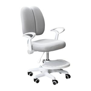 Detská rastúca stolička ANAIS Tempo Kondela Sivá