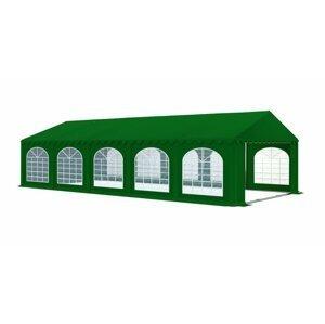 Záhradný párty stan 5x10m PREMIUM Zelená