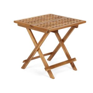 Záhradný skladací stolík GH1287 akácie