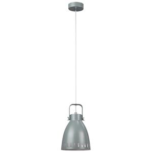 Závesná lampa AIDEN TYP 3 kov Tempo Kondela Sivá