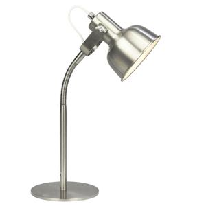 Stolná lampa AVIER TYP 1 kov Tempo Kondela Strieborná