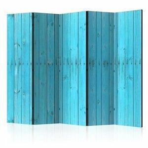 Paraván The Blue Boards Dekorhome
