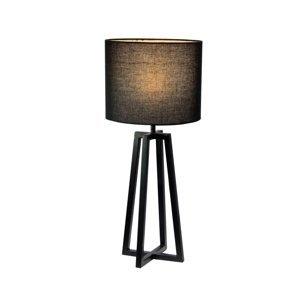 Stolná lampa QENNY TYP 15 čierna Tempo Kondela