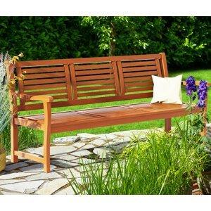 Záhradná lavička D3978 Dekorhome