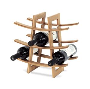 Stojan na víno DR-040 bambus Autronic