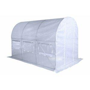 Záhradný fóliovník HG 2x3m Biela