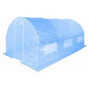 Záhradný fóliovník HG 2,5x4m Modrá