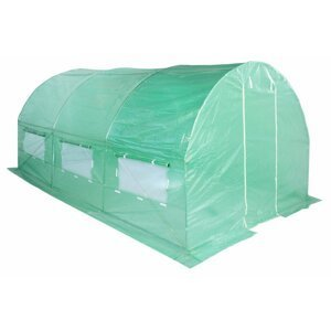 Záhradný fóliovník HG 2,5x4m Zelená