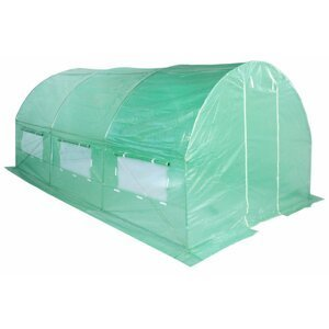 Záhradný fóliovník HG 3x4,5m Zelená